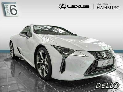 gebraucht Lexus LC 500 Coupe Touring Paket EU6 21' Alu