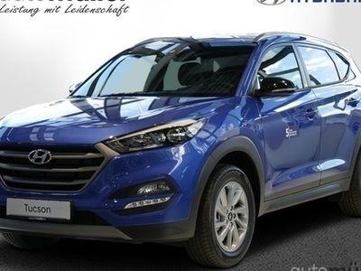 used Hyundai Tucson 1.6 GDI Passion
