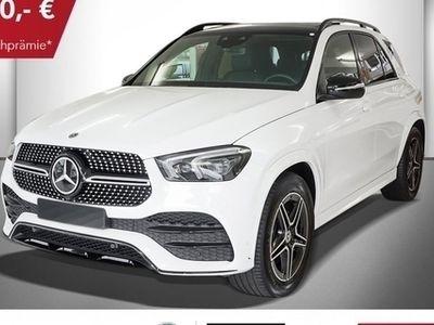 gebraucht Mercedes GLE350 D 4M AMG-LINE+PANO-SHD+AHK+KAMERA Fahrzeuge kaufen und verkaufen