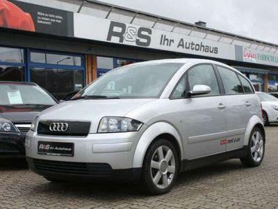 gebraucht Audi A2 1.4i Klima neue Allwetterreifen