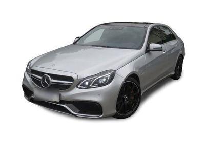 gebraucht Mercedes E63 AMG S 4Matic BeoSound Keramik Carbon VMax