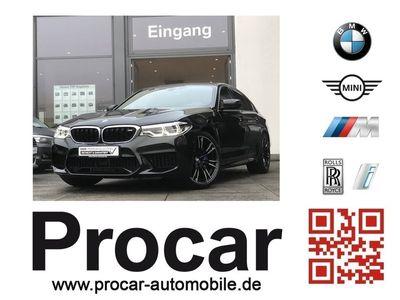 gebraucht BMW M5 xDrive Navi Prof. Klimaaut. Glasdach