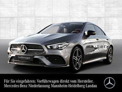 gebraucht Mercedes CLA200 Cp. AMG LED Night Spurhalt-Ass PTS Sitzh