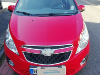 gebraucht Chevrolet Spark 1.0 LS, 58000 km, 8 Reifen, HU 06/2021