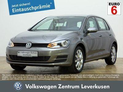 gebraucht VW Golf VII 2.0 TDI Allstar BMT KLIMA PDC SHZ NAVI