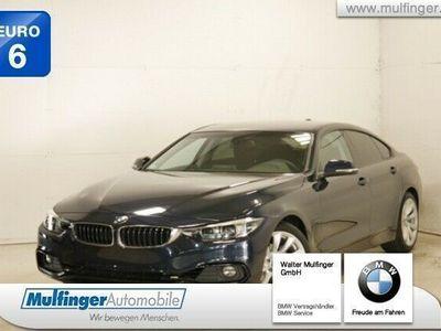 """gebraucht BMW 420 Gran Coupé iA. Sport Line Navi Sonnenvergl.18"""""""