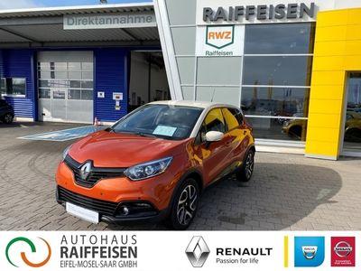 gebraucht Renault Captur Luxe 1.5 dCi 110 eco Navi/Keyless/Klimaauto