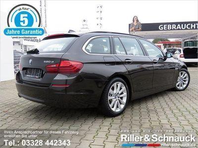 gebraucht BMW 520 d Touring Comfort LEDER XENON NAVI HiFi LO
