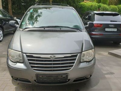 gebraucht Chrysler Grand Voyager 2.8 CRD Limited Stow'n Go Tempo