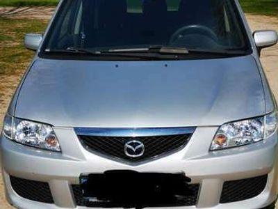 gebraucht Mazda Premacy TD Exclusive, Navi, Alu, wenig Km.