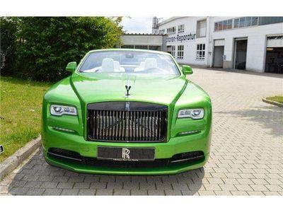 gebraucht Rolls Royce Dawn Black Badge