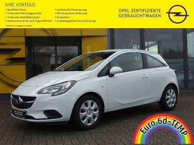 gebraucht Opel Corsa E Edition Bluetooth Allwetter