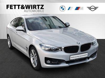 gebraucht BMW 320 Gran Turismo d Sport Line