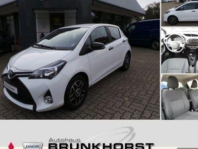 gebraucht Toyota Yaris 1.0 VVTi Klima, AHK