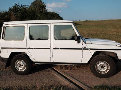 gebraucht Mercedes G230 (GE) LWB 463 4x4 LPG