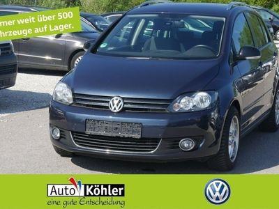 second-hand VW Golf Plus Style TDi Nur für Gewerbe und Export Nav