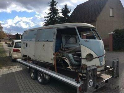 gebraucht VW T1 T1 Winker Kasten,Bulli, Bulli 1961
