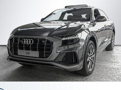 gebraucht Audi Q8 50 TDI quattro S line KAMERA HUD NAVI ACC
