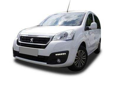gebraucht Peugeot Partner Tepee 1.6 Benzin