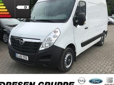 used Opel Movano Kastenwagen 2.3 BiTurbo CDTI/Euro6/Klima