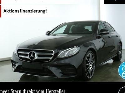 gebraucht Mercedes E200 AMG LED Kamera Totwinkel PTS Sitzh Temp