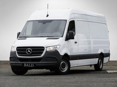 gebraucht Mercedes Sprinter 316 Maxi Klima/Navi/Tempo/2 Sitze