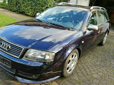 gebraucht Audi A6 Avant 2.4 Multitronic als Kombi in Solingen