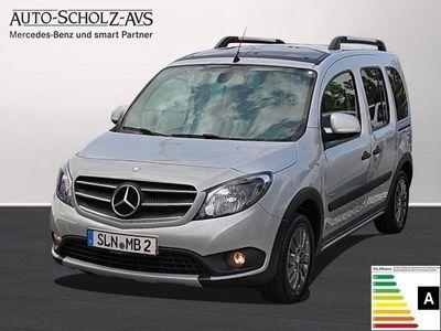 gebraucht Mercedes Citan 111 CDI Tourer/Glasdach/Navi/Sitzhzg./PTS