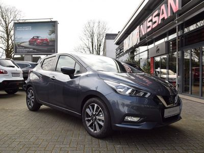 gebraucht Nissan Micra IG-T 100 5MT 100PS N-Connecta Winter Plus
