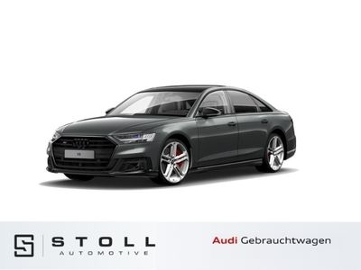 gebraucht Audi S8 TFSI quattro 420(571) kW(PS) tiptronic Leder LED Navi Dyn. Kurvenlicht Massagesitze
