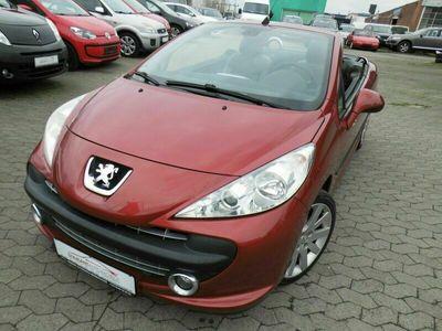 gebraucht Peugeot 207 CC Sport HDi FAP 110