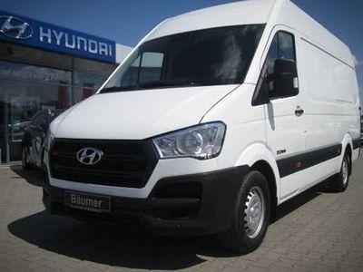 used Hyundai H 350 H 350Cargo L3 Profi + Klima + Tempomat +