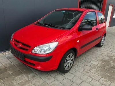used Hyundai Getz 1.1L Euro-4