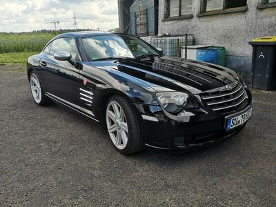 gebraucht Chrysler Crossfire Roadster Black Line als Sportwagen/Coupé in Meckenheim