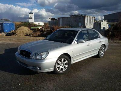 used Hyundai Sonata 2.7 V6 GLS Automatik 1.Hand TÜV 5/2021!!!