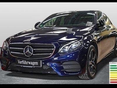 käytetty Mercedes E300 Limousine AMG+Spur-P.+Night+LED