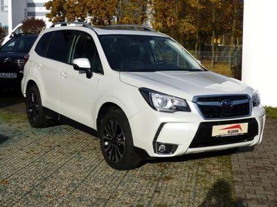 gebraucht Subaru Forester 2.0D Lineartronic Sport/Leder/Navi/LED-Scheinw