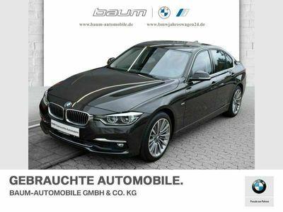 gebraucht BMW 325 d Limousine Luxury Line Head-Up HiFi DAB LED