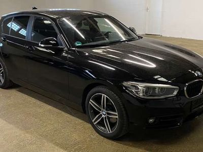 gebraucht BMW 120 d Sport Line Lim. 5-trg. (F20)