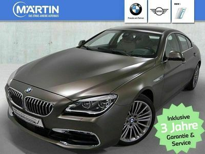 gebraucht BMW 640 i Gran Coupé *Head-Up*HiFi*LED*WLAN*GSD*RFK*