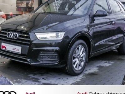 gebraucht Audi Q3 Design 2.0 TDI Navi Einparkh. AHK Xenon