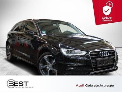 gebraucht Audi A3 Limousine 2.0 TDI S-Line Xenon, Shz, LM 18, Climatronic,