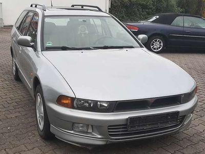 gebraucht Mitsubishi Galant 2500 V6-24 *AUTOMATIK* *LEDER* *SEHR SAUBER*