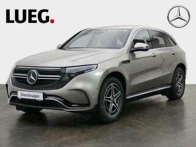 gebraucht Mercedes EQC 400 4M AMG+SHD+AHK+360°+TOTW+KEYLESS+PTS+SHZ als SUV/Geländewagen/Pickup in Bochum