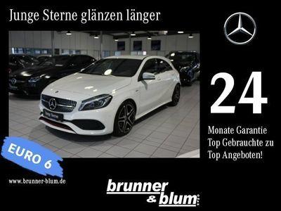 gebraucht Mercedes A250 Sport AMG Line,LED,Navi,Kamera, KeylessGo