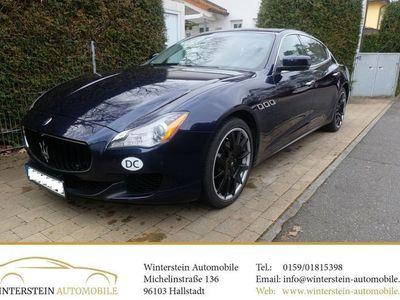 gebraucht Maserati Quattroporte 3.0 V6 S Q4 Automatik