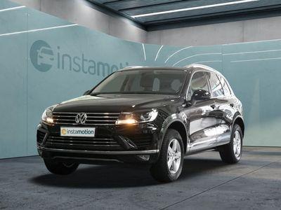gebraucht VW Touareg Touareg3.0 V6 TDI BMT 4Motion XENON NAVI EU6