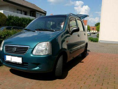 brugt Suzuki Wagon R+ + 1.3 Comfort