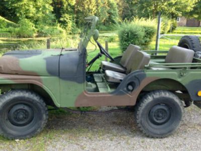 used Jeep Willys