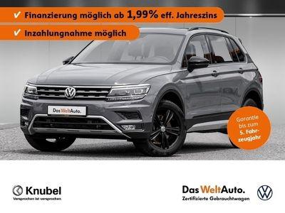 gebraucht VW Tiguan Offroad 2.0 TDI 4M. DSG DCC ActiveID Fahrassi.